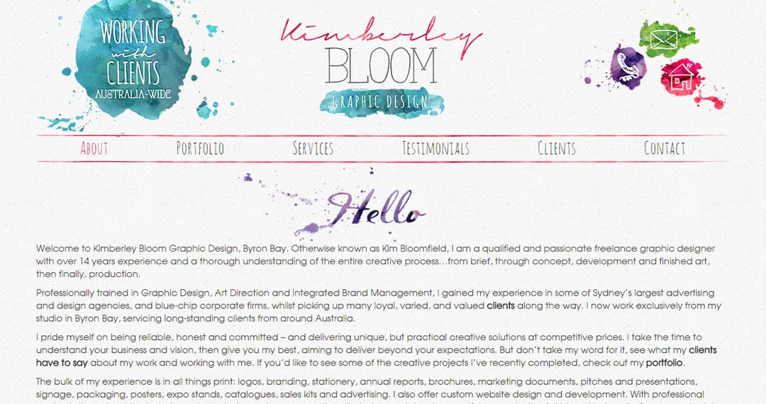 Kimberley Bloom