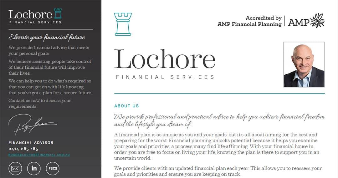 Lochore Financial Services